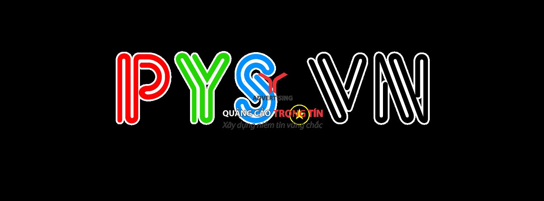 Công ty thiết kế website PYS VIỆT NAM